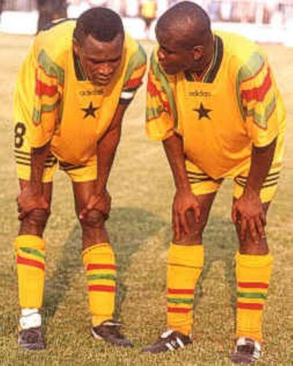 Ghana Drops In FIFA Ranking